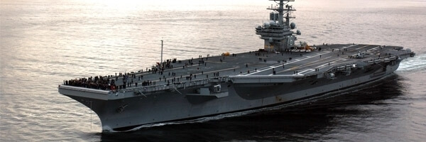 USS Ronald Reagan Sailors Exposed to Fukushima Radiation File Class Action