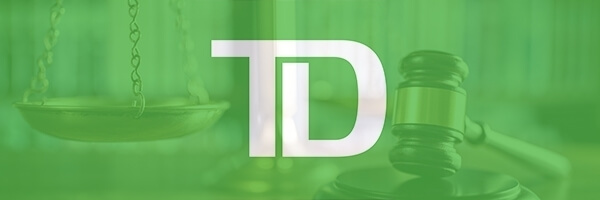 TD Bank Hit with Class Action Over Excessive 'Sustained' Overdraft Fees