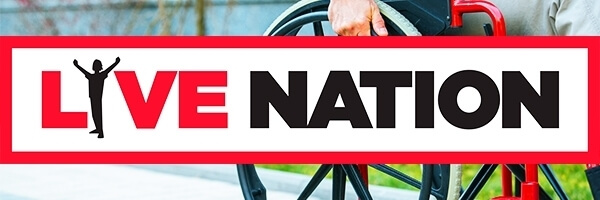 Live Nation Facing ADA Lawsuit Over Sale of Wheelchair-Accessible Tickets