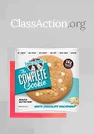 Maker of 'The Complete Cookie' Hit with Suit Over Protein Claims