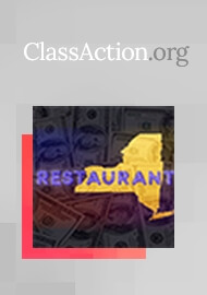 Class Action Trend Watch – New York City Restaurant Workers' Wage Rights