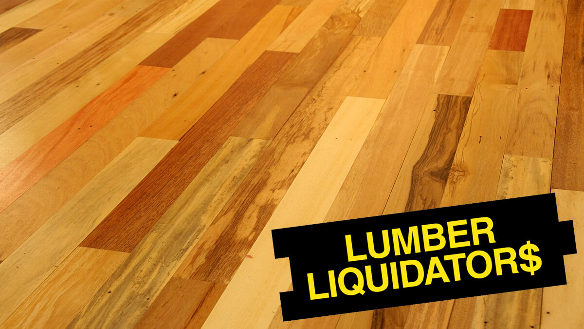 Lumber Liquidators Agrees To Settle China Made Flooring Class Actions For  $36M