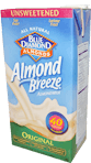 Blue Diamond Growers Various Almond Breeze Almond Milk Beverages