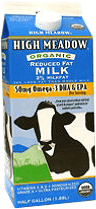 High Meadow Milk