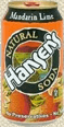 Various Beverages from Hansen's, Hubert's, Blue Sky and others