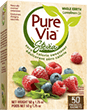 Pure Via Zero Calorie Sweetener