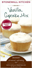 Stonewall Kitchen Vanilla Cupcake Mix