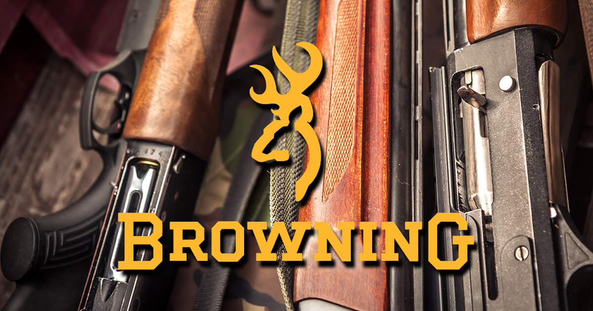 Browning Arms Company Sued Over 'Sticky' Dura-Touch Firearm