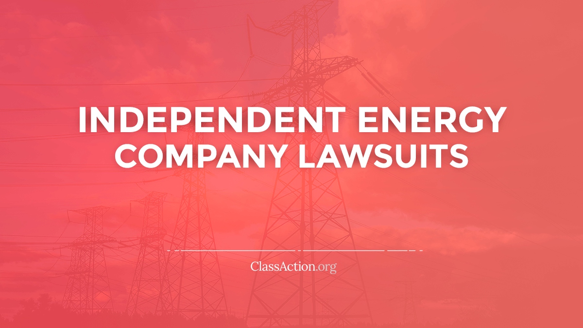 Deregulated Energy Company Lawsuits Rate Complaints Classaction Org