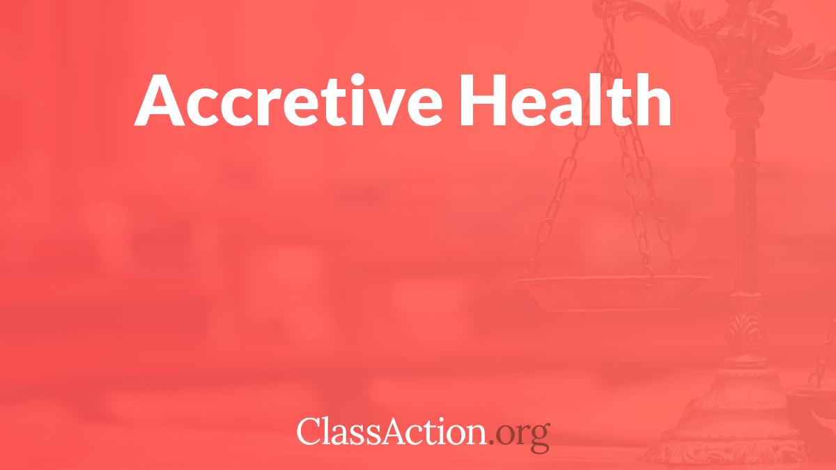 Accretive Health Class Action
